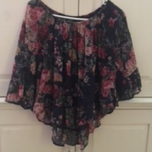 Denim and Supply by Ralph Lauren Floral Top